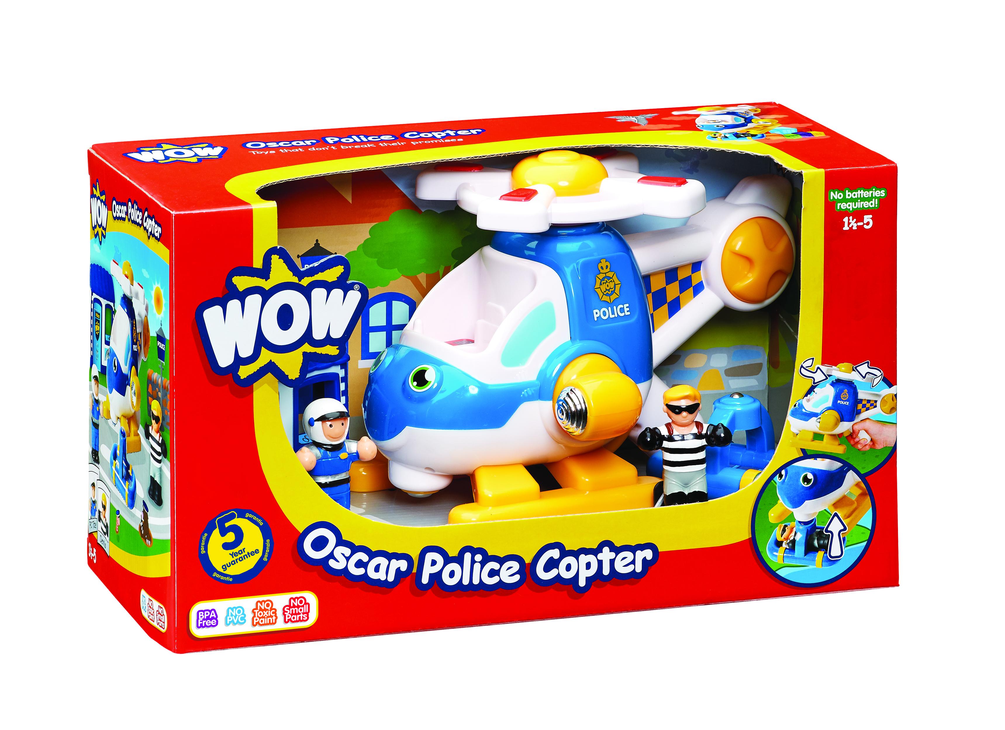 Oscar Police Copter | Polar PalacePolar Palace