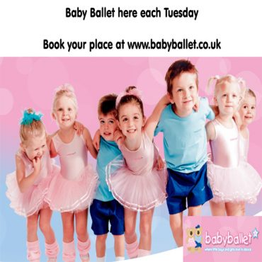 Baby Ballet – Every Tuesday