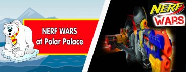 Every last Friday of each month is our NERF WARS event